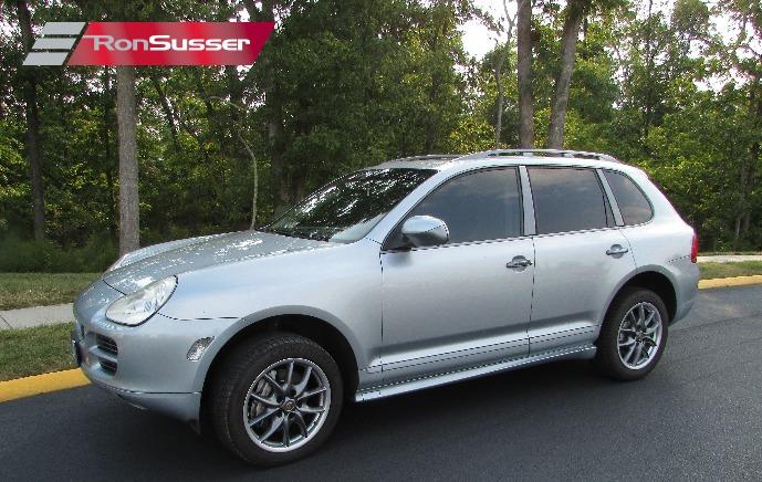 2006 Porsche Cayenne S Titanium Edition Heavily Optioned