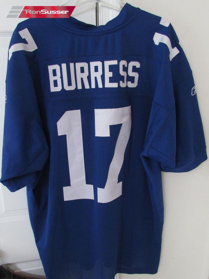 plaxico burress jersey