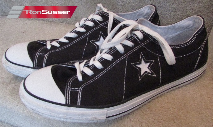 f56d1fe1a738 Converse One Star Black Men 13 Lo 103639ft Chuck Taylor Athletic. Are  Converse Athletic Shoes