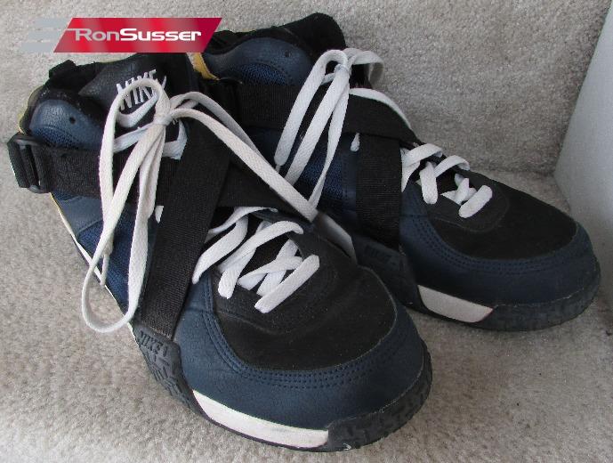 2003 Nike Air Raid II Outdoor Use Athletic Shoes Sneakers