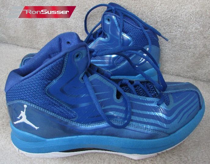 half off 39c43 acc28 Mens Nike Jordan Aero Mania Shoes Basketball Sneakers 552313-405 SIZE 9  SAMPLES