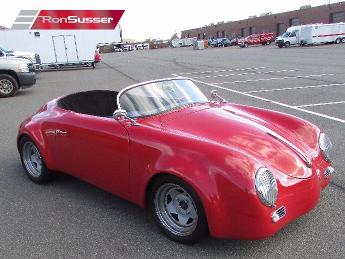 1957 Porsche Wide Body Speedster Replica By Cmc With 356