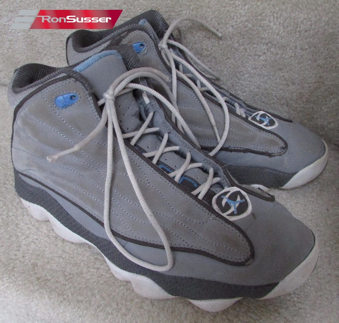 Nike Mens Jordan Pro Strength Basketball Shoes Sneakers Size 8.5 ...