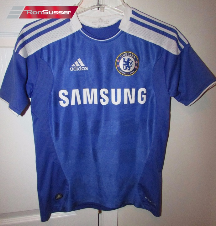huge selection of 3118c 71d84 Team Chelsea Samsung Mobile #11 Didier Drogba Football ...