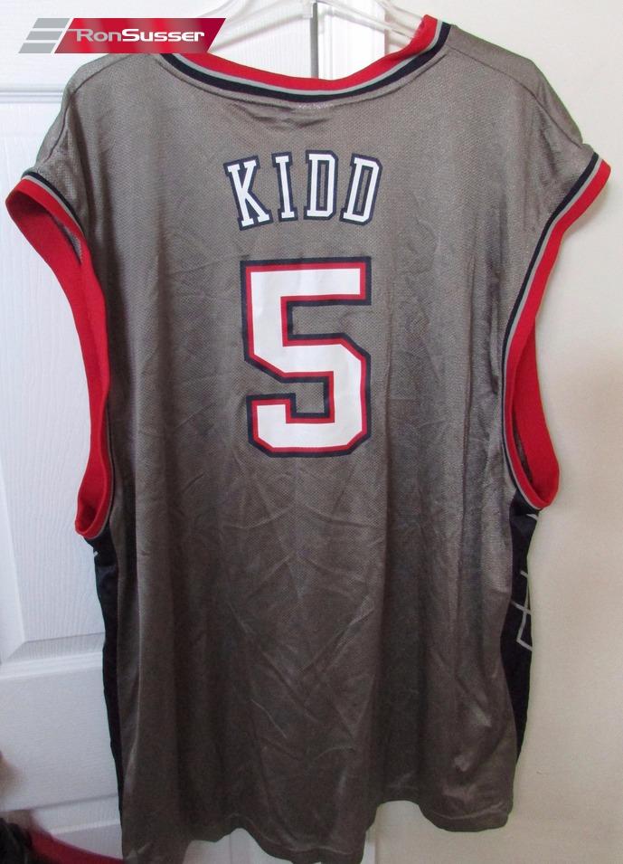 f1a12c40d NBA New Jersey Nets Jason Kidd  5 Jersey 3XL by Reebok – RonSusser.com