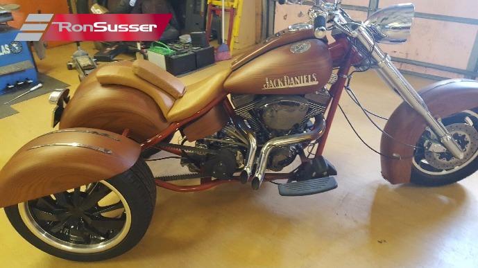 2007 Custom Built Motorcycles Trike Ebay