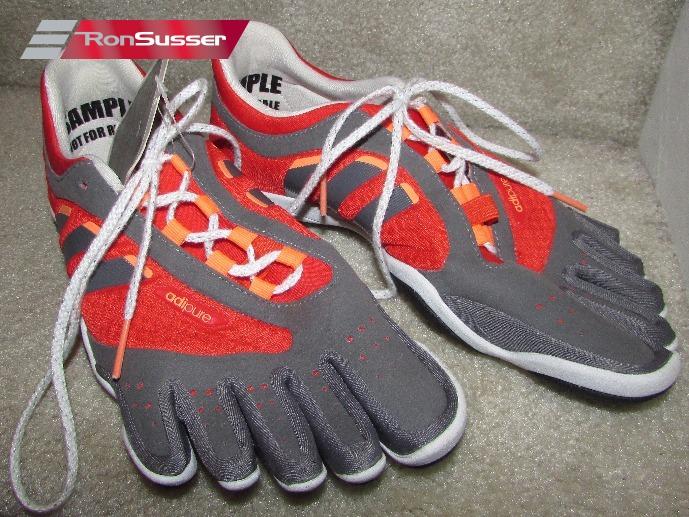 Adidas Adipure Strength Trainer SAMPLE Toe Shoes Size 7 Orange ...