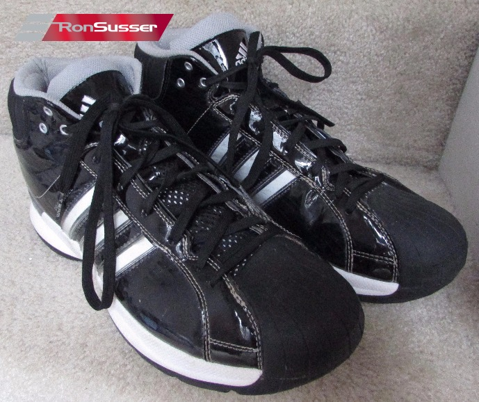 new concept 3beb0 7f60f I am pleased to offer these Adidas Pro Model mens basketball shoes. Size is  11 and style is 143813. Excellent pre-owned condition. No box is included.
