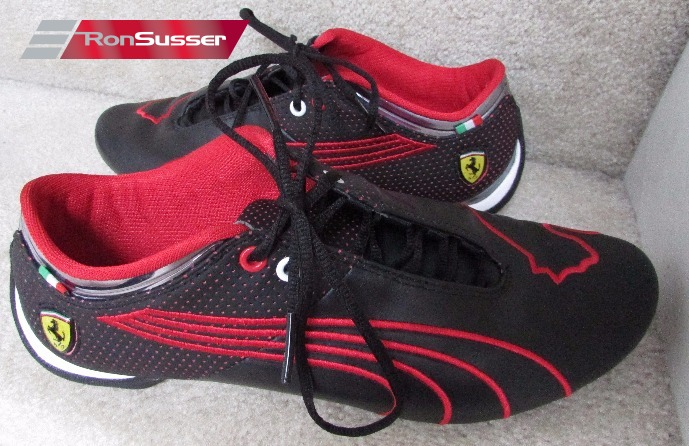 Puma Future Cat M1 SF 304666 04 Ferrari Black Racing Shoes Sneakers Size  10.5 31050201c