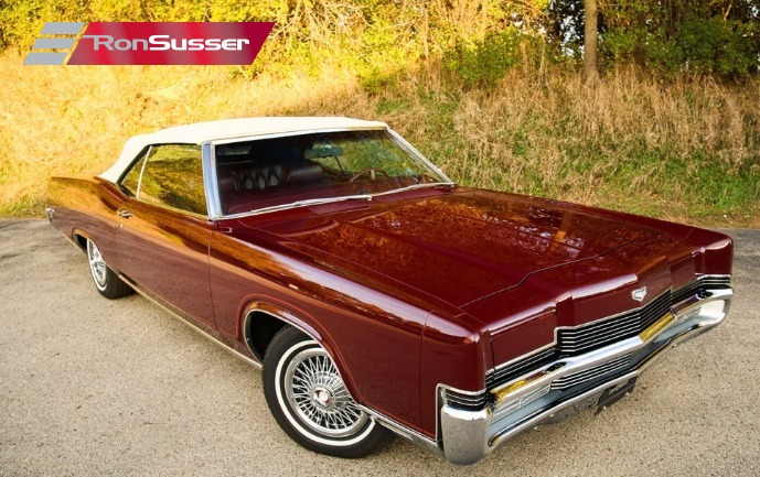 All-Weather Car Cover for 1970 Mercury Marquis Convertible 2-Door