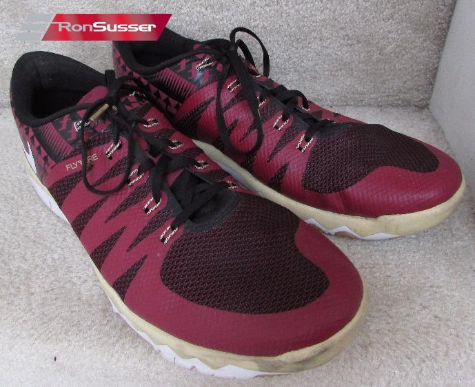 "Men's Nike Free Trainer 5.0 V6 AMP ""FSU"" (723939 706) Sz 14"