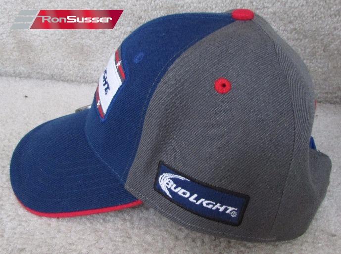 bud light baseball hat lime cap trucker bottle opener