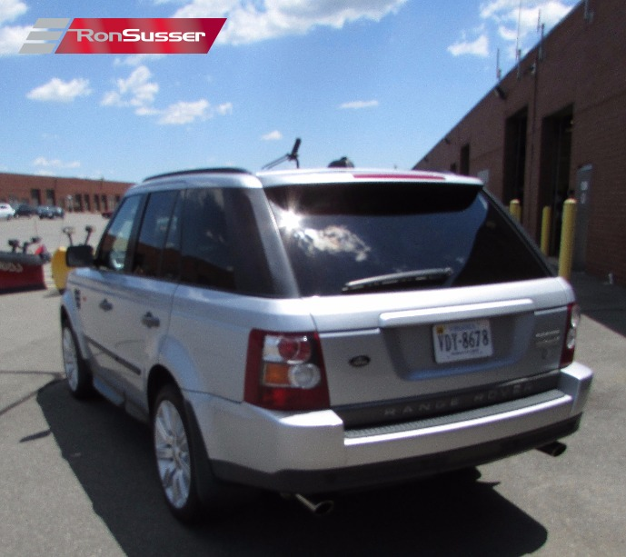 2007 Land Rover For Sale: 2007 Range Rover Sport SUV Supercharged NAV