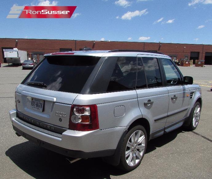 2007 Range Rover Sport SUV Supercharged NAV