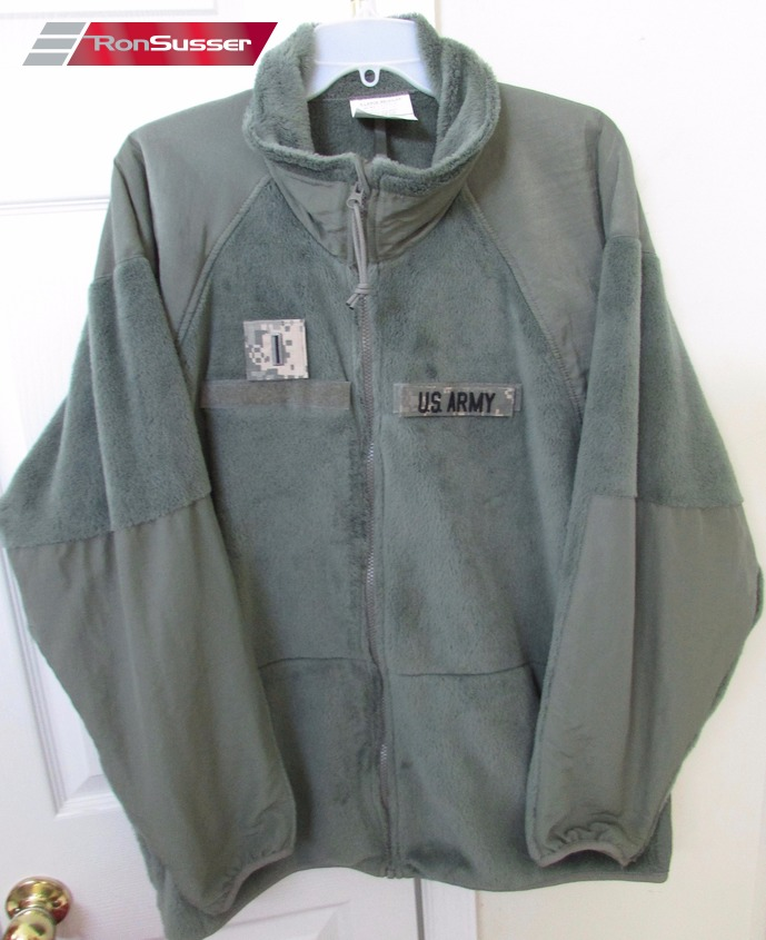 Polartec US Military Army Thermal Pro Gen III 3 Cold Weather Fleece Jacket