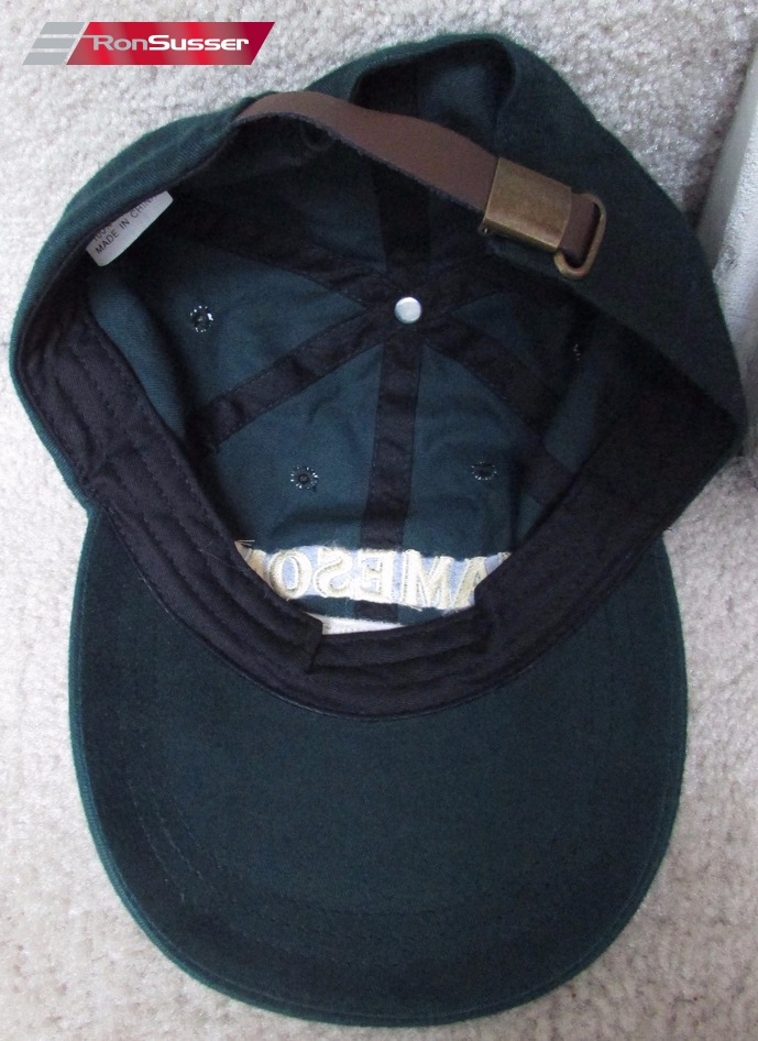 Jameson Irish Whiskey OSFA Baseball Hat Cap Green Of Course ... 2e6894bdfc7d