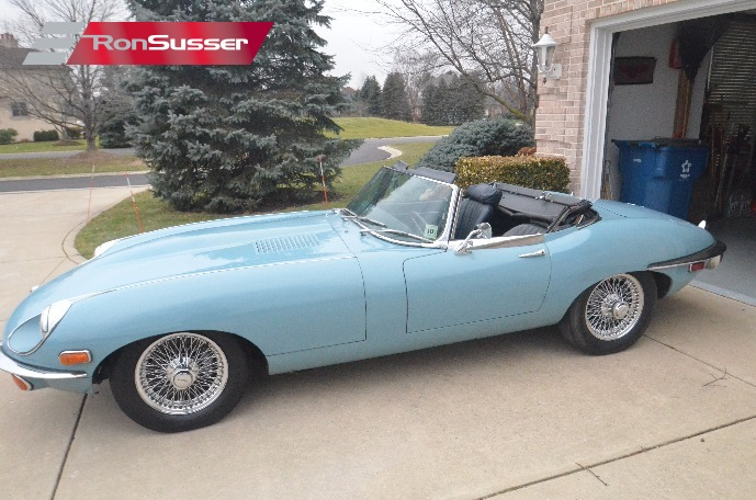 I Am Pleased To Offer This Very Original 1970 Jaguar XKE E Type OTS. The  Car Is An Beautiful Time Capsule Back To 1970 With Original Paint, ...