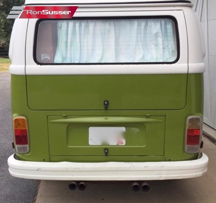 Volkswagen Inventory: 1978 VW Westfalia Camper Bus