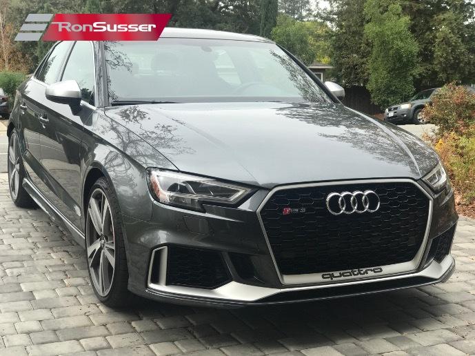 Audi RS Sedan T Quattro S Of Gray MSRP - Audi msrp