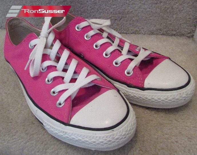 385c32c25bbd Converse CT All Stars Hot Pink Sneakers Size 8 Men 10 Women Style 1S207