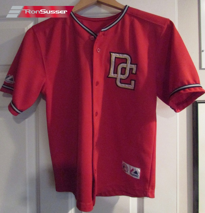 sports shoes 66e75 574aa Details about MLB Ryan Zimmerman Washington Nationals #11 Jersey by  Majestic Size Youth 10/12