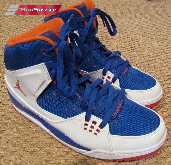 check out a4193 0de09 Nike Air Jordan SC1 Basketball Shoes Size 12  538698-117 EUC