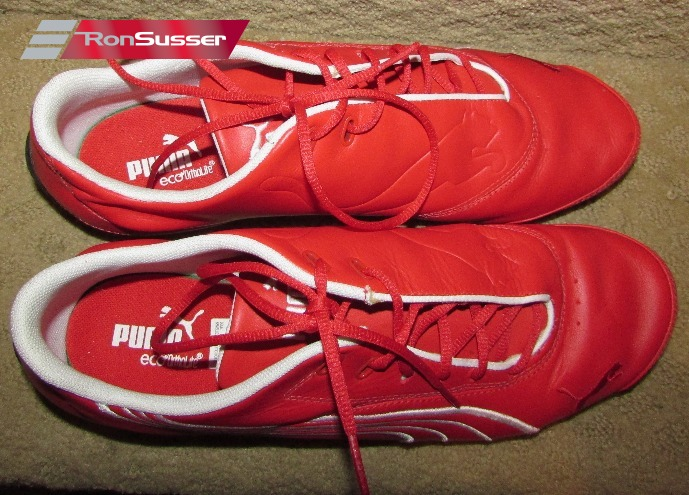 eb30d1badf7 Puma Drift Cat III SF Red Ferrari Leather Shoes Size US 11.5 Style 303464 06
