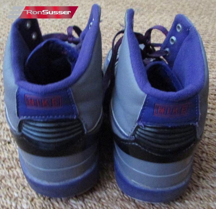 online store b18a0 b1d64 ... hombre aceptable púrpura purple iron chjsuxz134 b4722 ec9d9  clearance nike  air jordan 2 retro ii iron purple men sz 11 concord infrared 385475 553