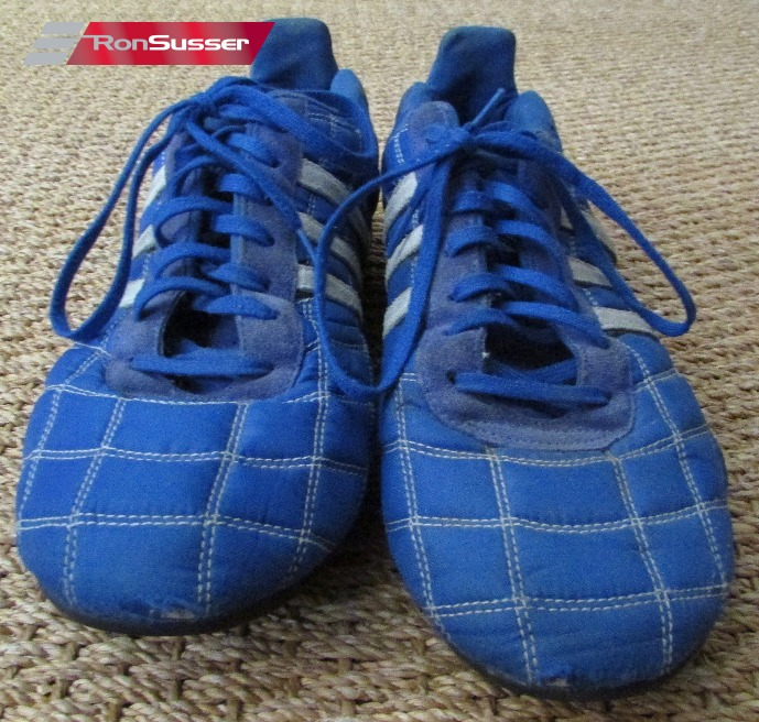 Adidas Tuscany Racing Driving Shoes Goodyear Blue Size 13 ...
