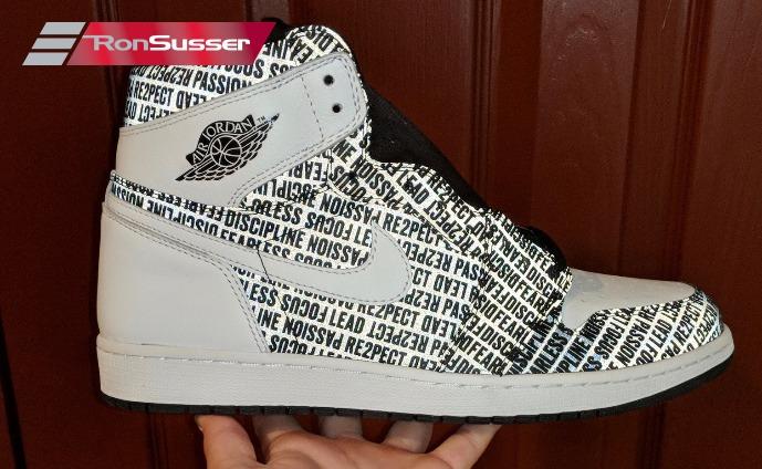 best website 3c6c3 5ff68 Nike Air Jordan One Retro High Re2pect Reflect Jeter 555088 ...