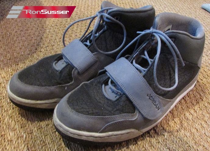 d35da62faac8 Nike Air Jordan Flight Club 90 s Reflective 3M Gray Black 602661-003 Size 12