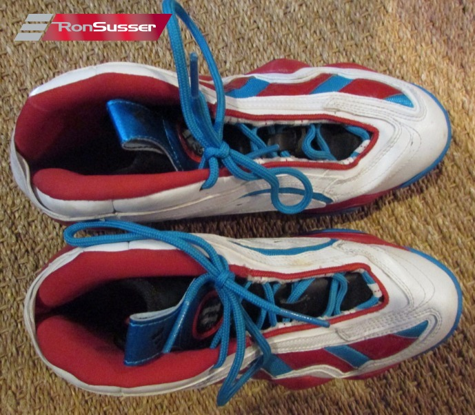 7bc5abf5fb21 Adidas Crazy 97 White Light Scarlet Red-Blue Jrue Holiday Basketball Shoes  G98307 Sz 8.5