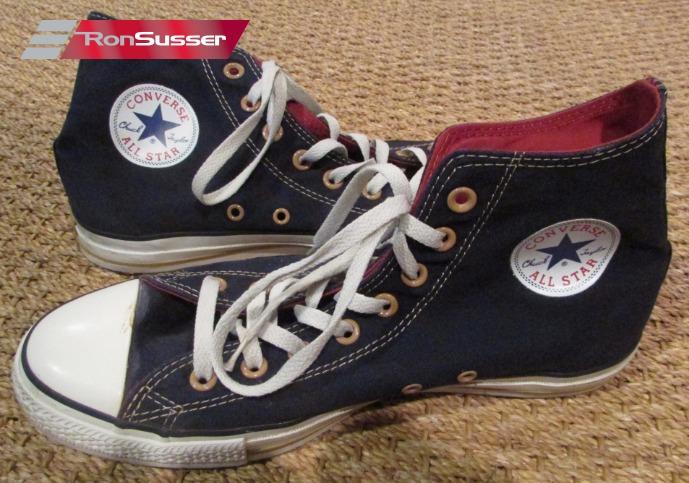 Dark Blue Unisex Sneakers Size