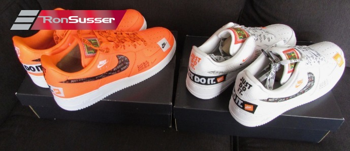"""wholesale dealer 4a592 dea8e If you re like me, you were totally excited when the new Nike AF1 """"Just Do  It"""" hit the market in mid 2018. I had to have a pair but was it going ..."""