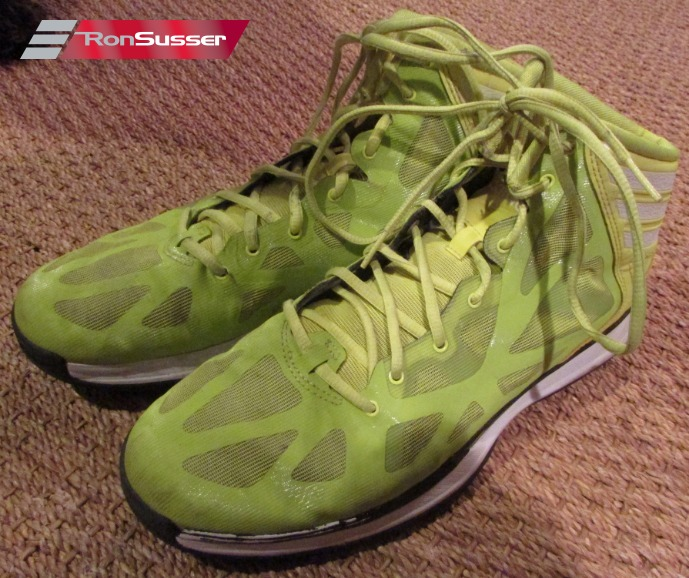 sale retailer 2a54d b989d Adidas Crazy Shadow 2 Art  Q33388 Mens Basketball Shoes Size 10.5 Volt