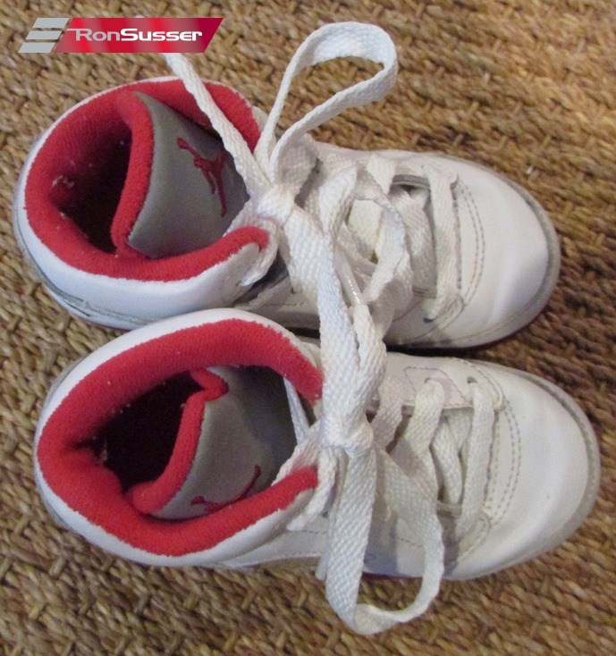 31644835261312 Nike Jordan 5 Retro  23 High Top Basketball Shoes Sneakers 440890-101 Sz 8C