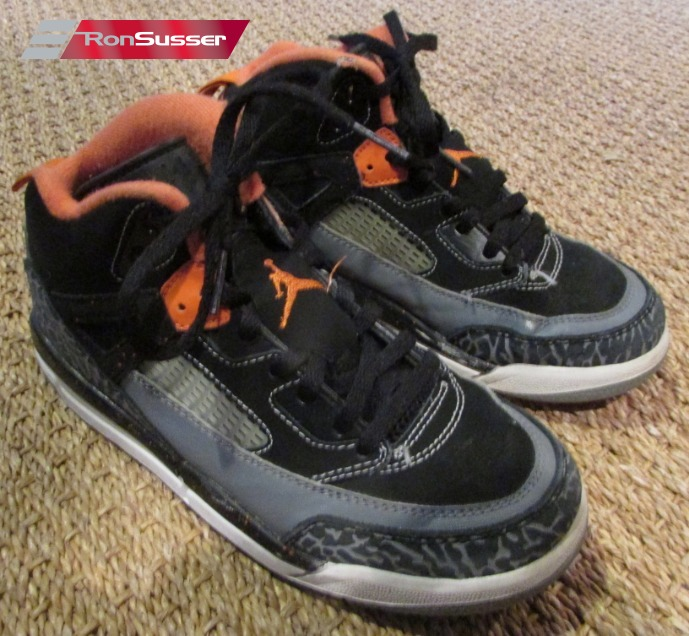 080 Air Orange Grey Details Spizike 2 Retro Bp About Black Ps Electric 317700 Sz 5y Jordan QxoeCrdBWE