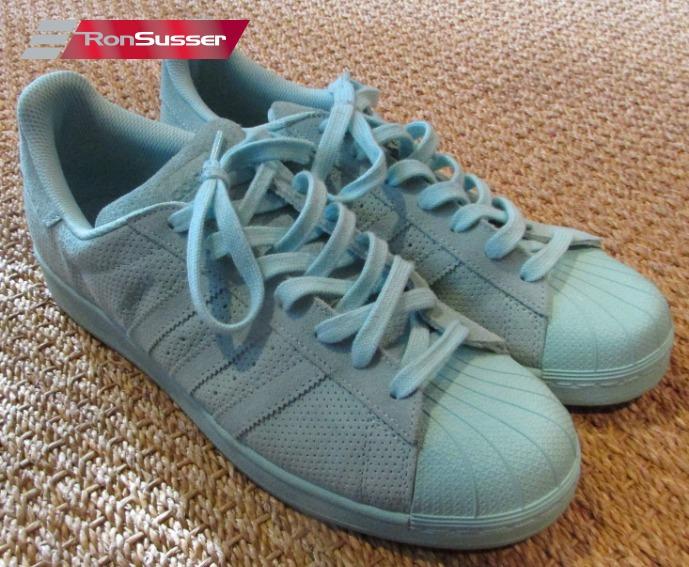 Adidas Men's Superstar RT Clear Aqua