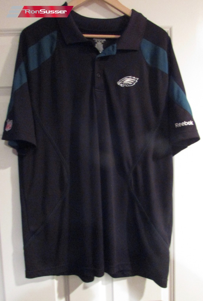 philadelphia eagles golf shirt