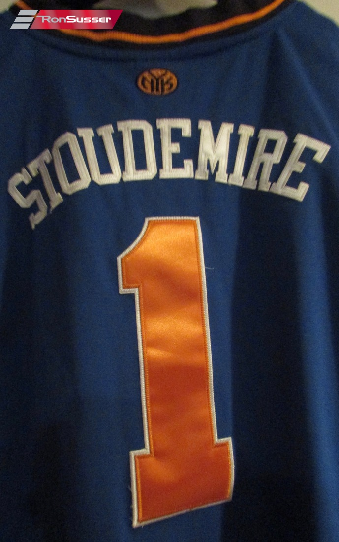 743c9a95f35 NBA New York Knicks #1 Amar'e Stoudemire Jersey Adult Size 50 by Adidas