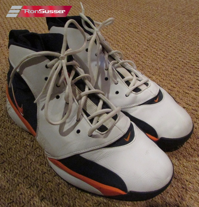 Details about Mens Nike Air Zoom Huarache 64 Elite #313386 111 Basketball Shoes 2005 Size 13