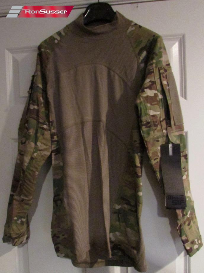 9ed8c44391cf Army Combat Shirt ACS Multicam Flame Resistant FR W911QY-11-D-0011 Small  Massif