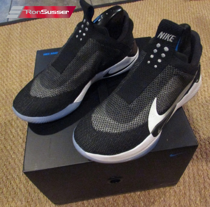 more photos 25f14 6ec2f Nike Air Hyper Adapt BB Basketball Shoes Self Lacing Technology Men Size  9.5 EUC