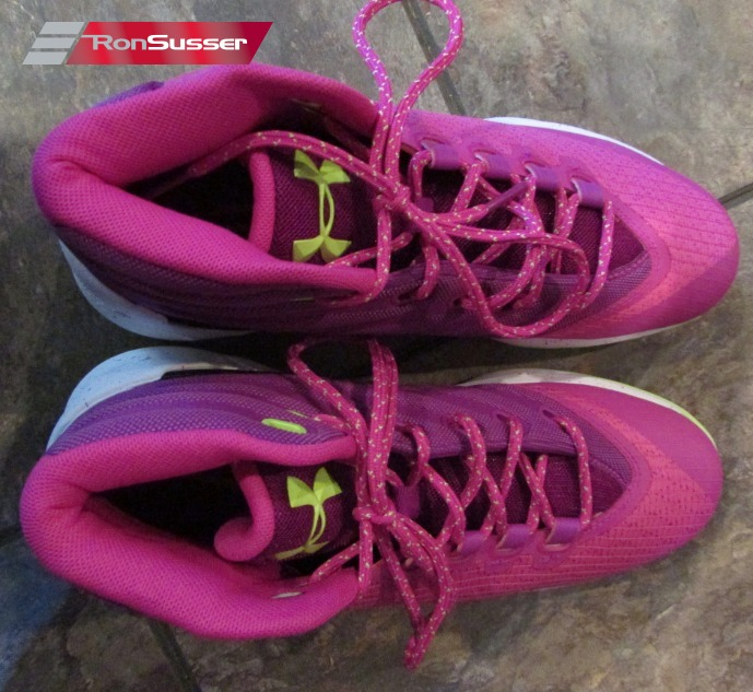 0f4ef8d7725f Under Armour GS Curry 3 Lunar Pink  Purple Light  Limelight  1274061-878  Size 7Y NEW