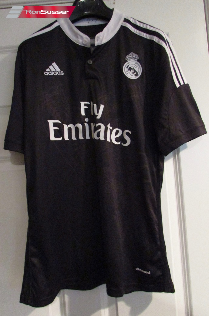 purchase cheap 1ef19 31d73 Ronaldo #7 Real Madrid Fly Emirates Football Soccer Shirt ...