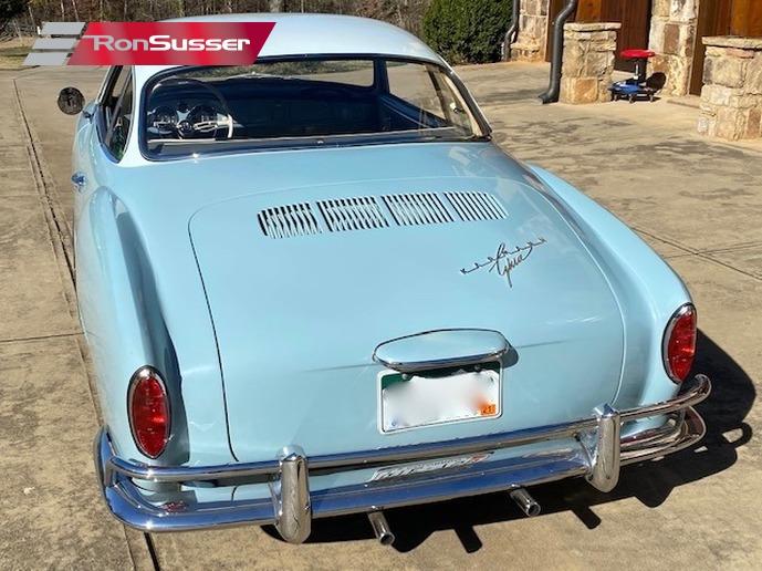 1961-1967 COUPE//CONVERT BRAND NEW VW KARMANN GHIA PASSENGER DASH GRAB HANDLE