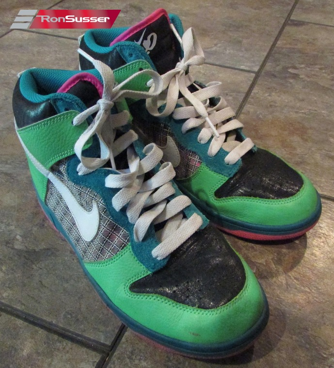 nike dunks high tops womens