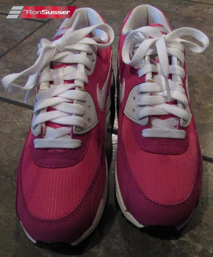 Details about Nike Air Max 90 Pink Athletic Shoes Trainers Sneakers size 7 (EUR 38), 5.5Y NEW