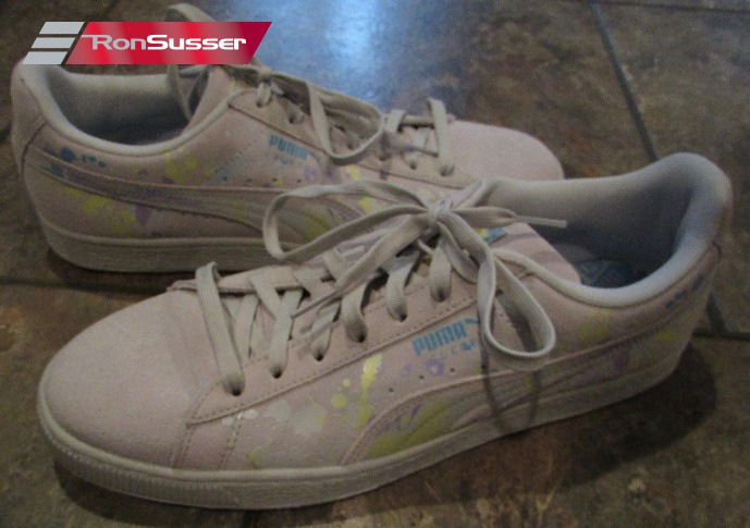 PUMA Suede Classic Sneakers Paint