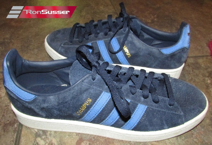PUMA Campus Suede Classic Sneakers Navy